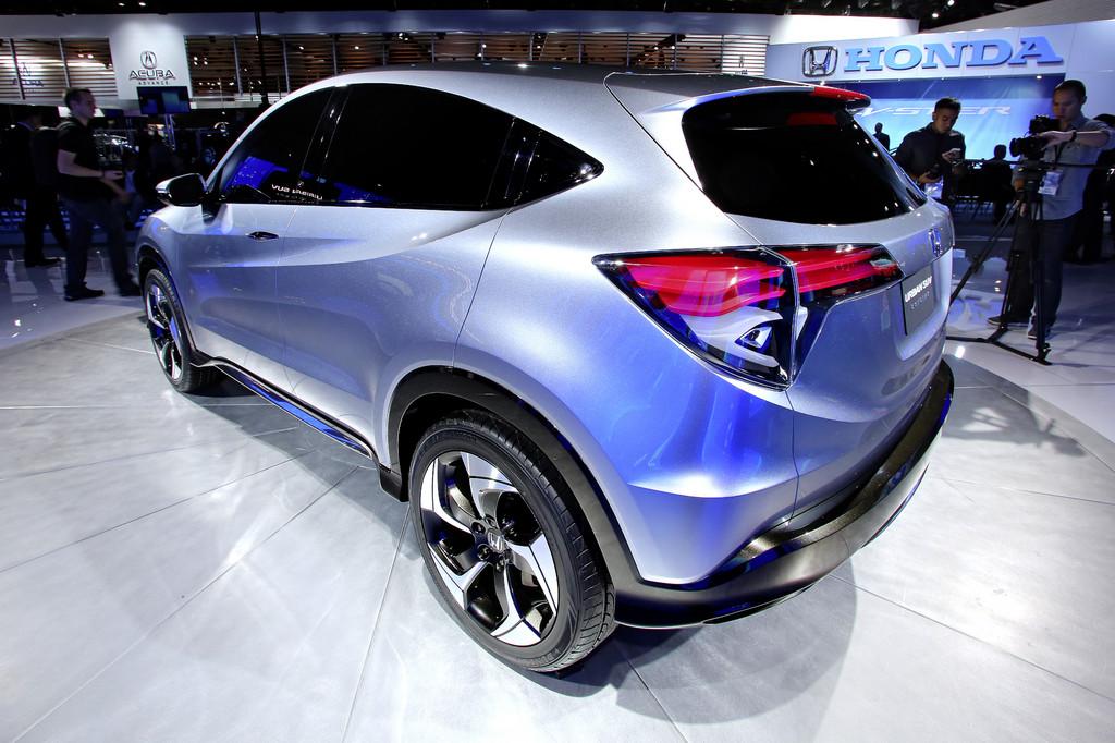 Detroit 2013: Honda mit SUV-Konzept