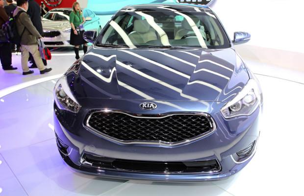 Detroit 2013: Kia Cadenza will ins Premiumsegment