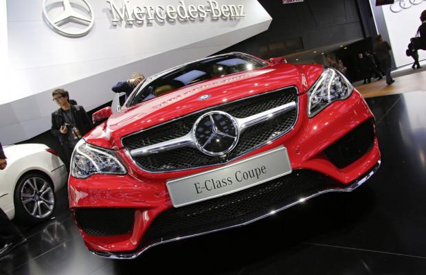 Detroit 2013: Mercedes-Benz mit kompletter neuer E-Familie