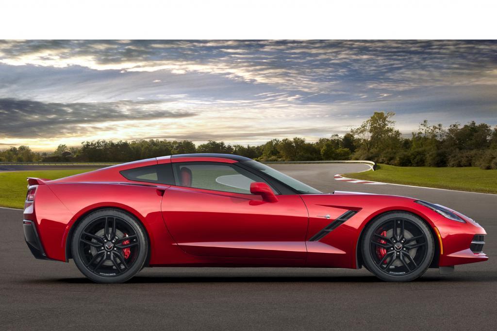 Die Corvette ist mit 1,5 Millionen Exemplaren einer der erfolgreichsten Sportwagen der Welt