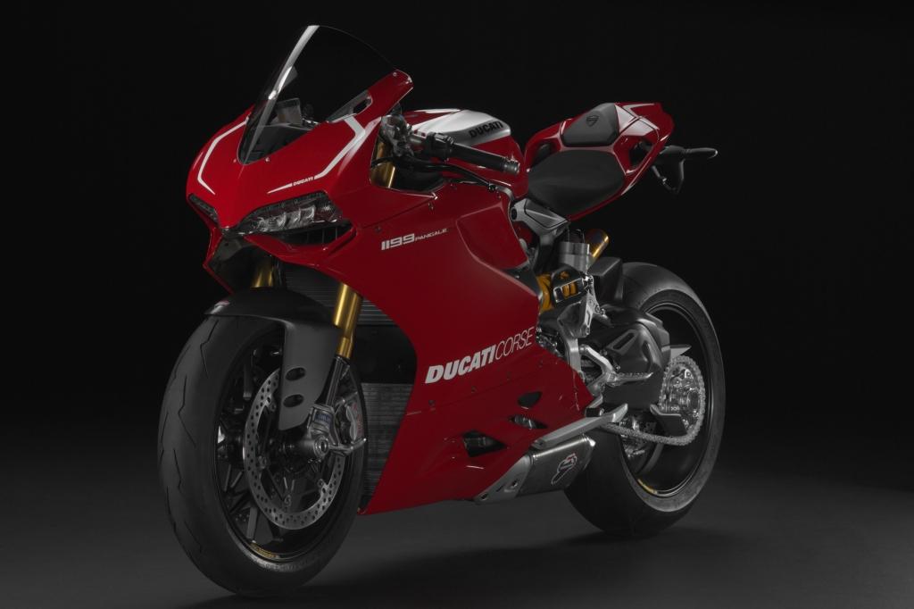 Die Ducati Panigale R ist ein Homologations-Modell für den Rennsport, von dem mindestens 3 000 Stück produziert werden. © Ducati