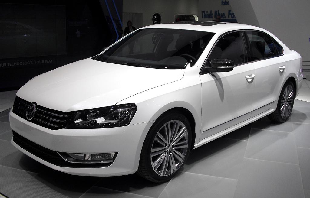 Die Jetta-Hybridversion gehört ebenfalls zu den VW-Neuheiten in den USA.