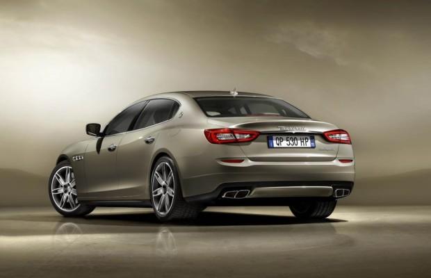 Die Preise für den neuen Maserati Quattroporte