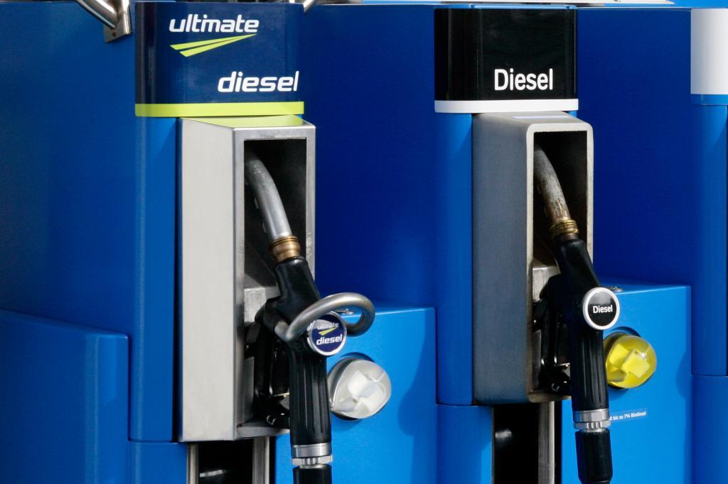 Diesel-Kraftstoffe - Nicht alle sind ausreichend winterfest