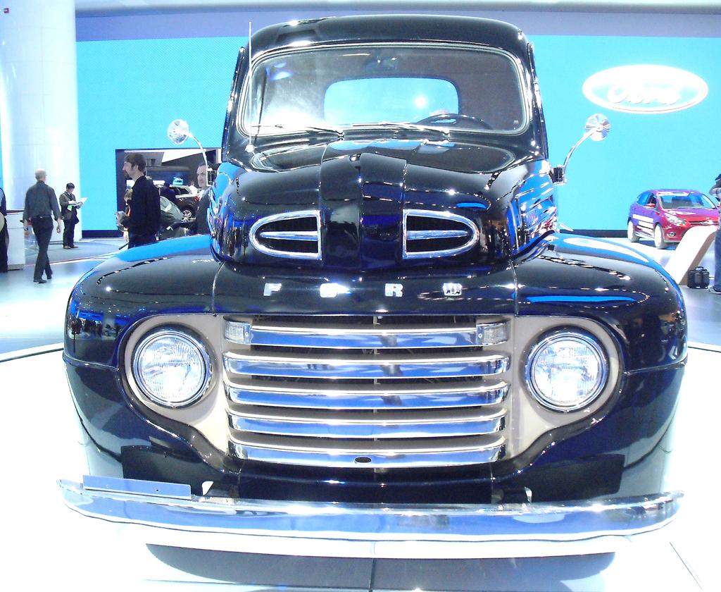 Dieses Modell gehört zu den Vorläufern von Fords erfolgreichem F-150-Pickup.