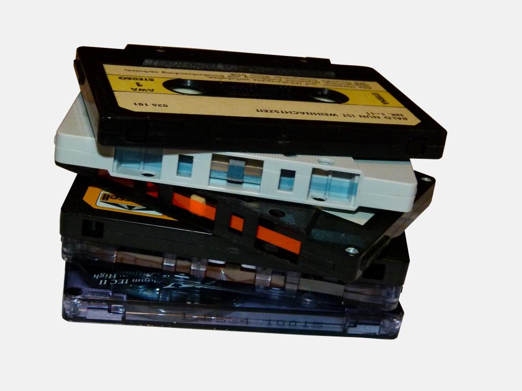 Durch 50 Jahre geleiert - Bandsalat und Mixtape im Auto