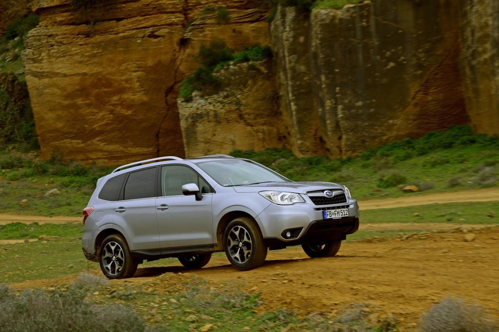 Ende März tritt die vierte Generation des Subaru Forester an