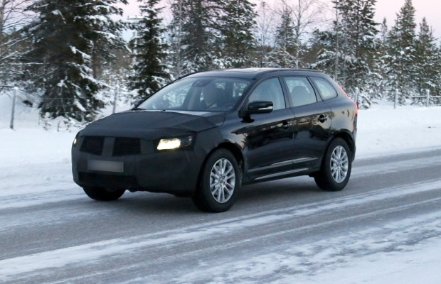 Erwischt: Erlkönig Volvo XC60 – Gesichts OP für Schweden-SUV