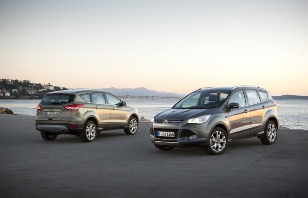 Fahrbericht: Ford Kuga - Mehr Kapazität, weniger Kosten