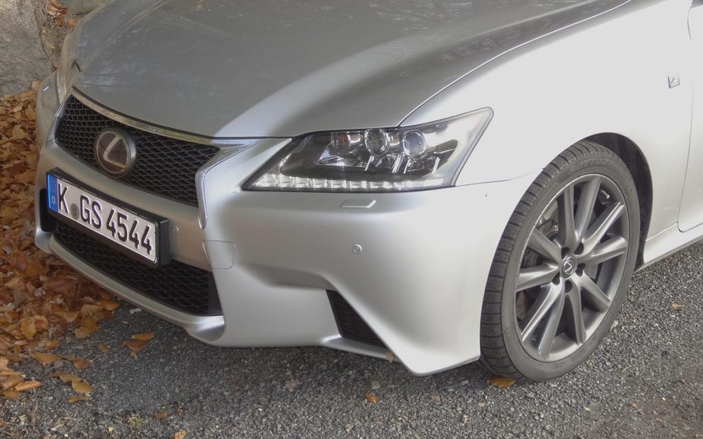 Fahrbericht Lexus GS 450h F-Sport: Nur keinen Streit