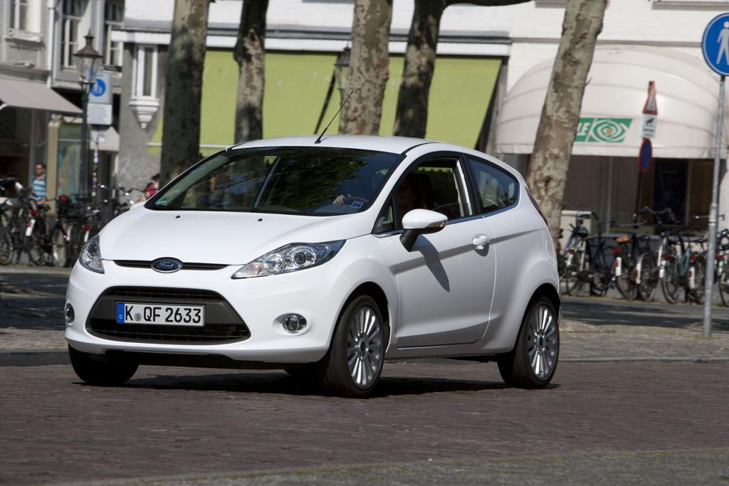 Ford Fiesta ist Europas meistverkaufter Kleinwagen