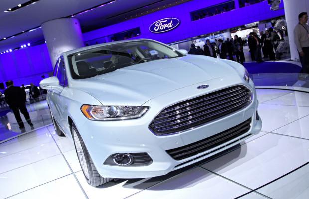 Ford Fusion schafft 21 Meilen im Elektromodus