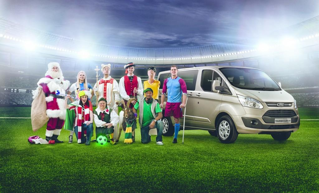 Ford startet exklusive Fußball-Filmreihe