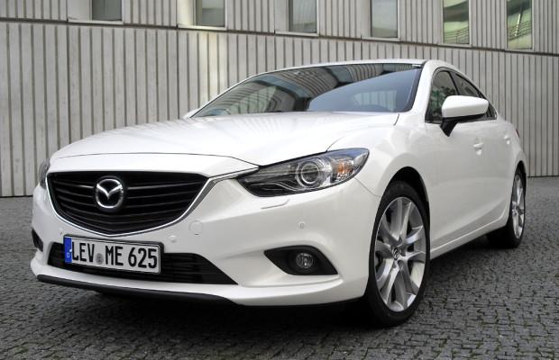 Formschön: Neuer Mazda6 startet ab Anfang Februar / Limousine und Kombi