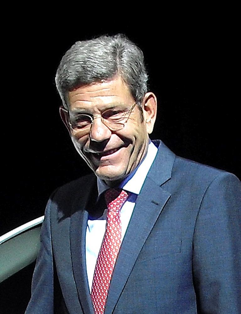 Gesprächspartner in Detroit: Ford-Deutschland-Chef Bernhard Mattes.