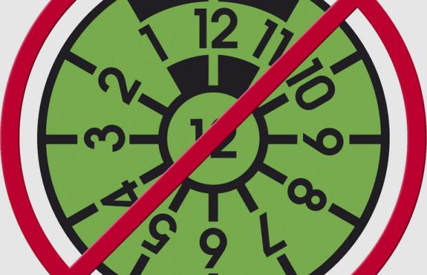 Grüne HU-Plakette seit Jahresbeginn ungültig