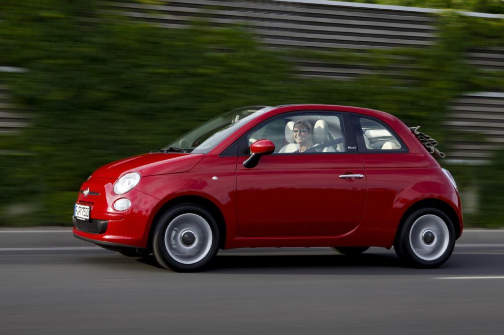 In Sachen Qualität nimmt es der Fiat nicht so genau