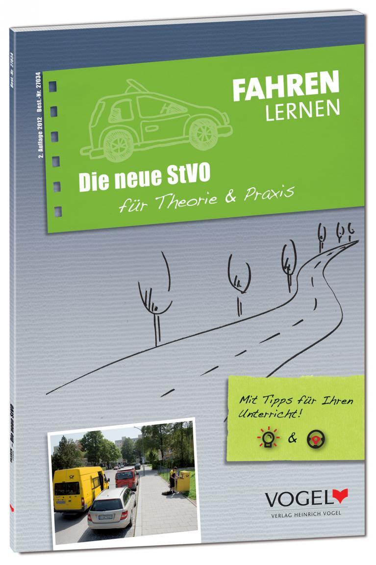 Info-Broschüre zur Straßenverkehrsordnung