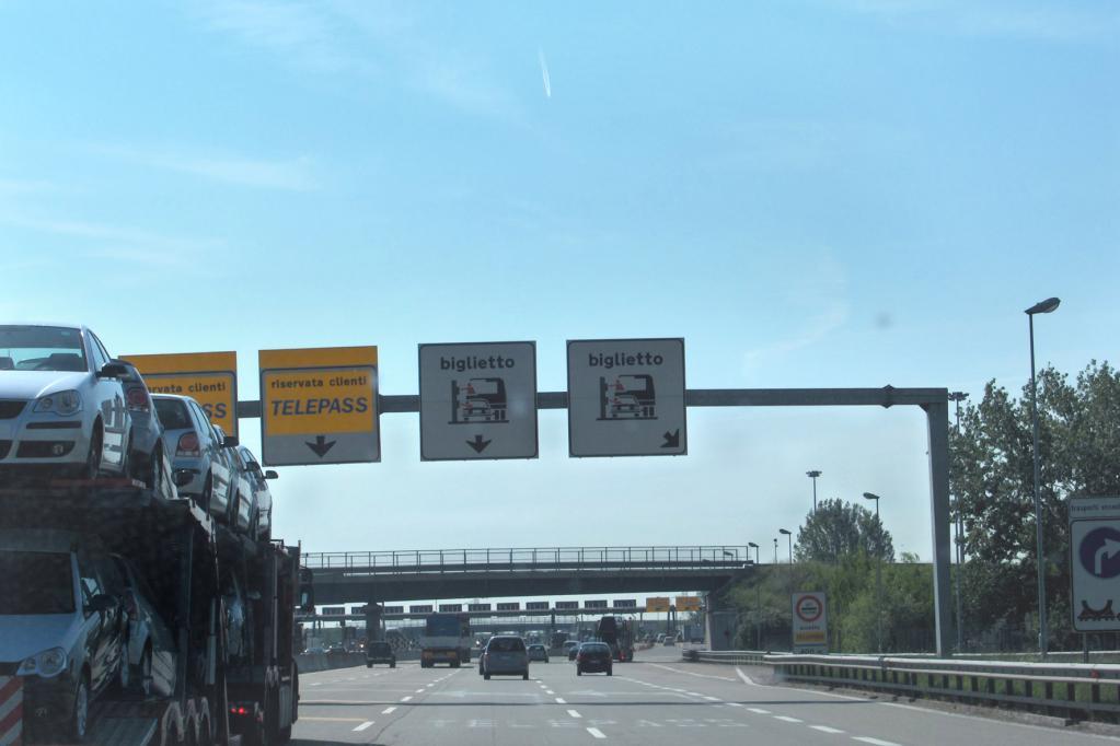 Italien: Autobahnfahren wird teurer