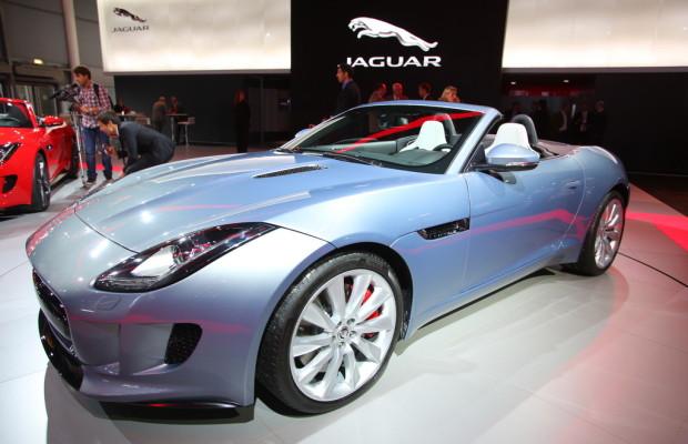 Jaguar F-Type und neuer Range Rover sollen Absatz beschleunigen