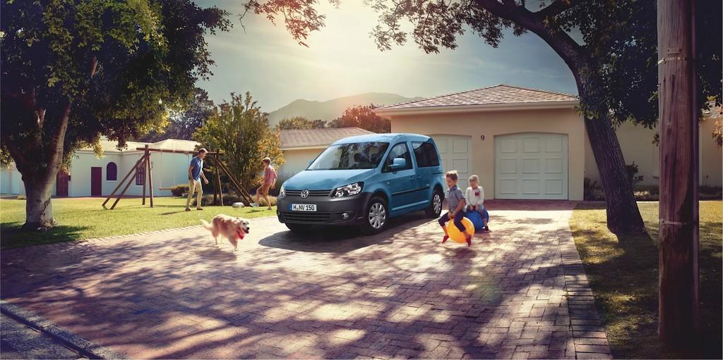 Jako-O-Sondermodelle von Volkswagen Caddy