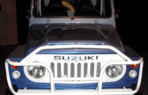 Kernige Kleine: Jimny, Alto, Swift, Vitara  wichtige Suzuki-Wegmarken bei uns