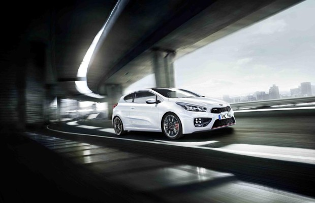 Kia GT-Modelle beim Genfer Autosalon
