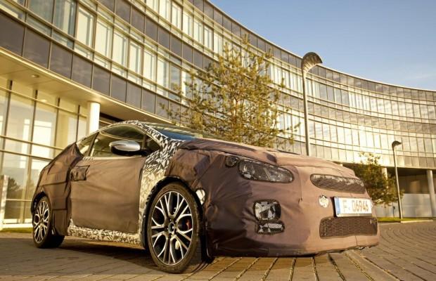 Kia ProCeed GT - Adrenalinschub aus Asien