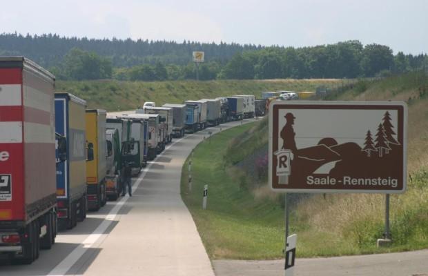 Konjunktur-Entwicklung schwächt deutschen Güterverkehrsmarkt