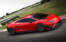 Lamborghini mischt in der GT3-Klasse mit