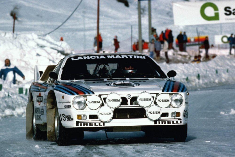 Lancia Rally 037 Gruppe B 1982