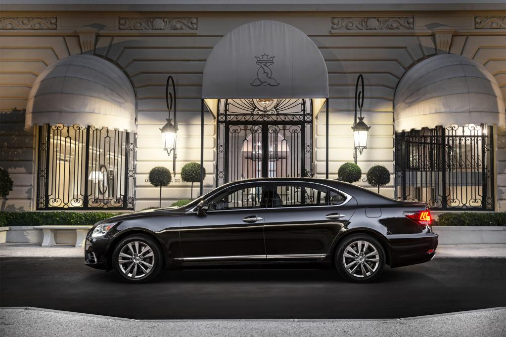 Lexus bietet einen Concierge für die Klimaanlage