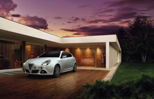 Limitiertes Sondermodell des Alfa Romeo Giulietta
