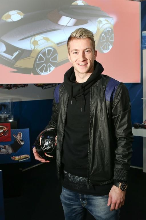 MR11: Neues Hot Wheels Modell von Marco Reus