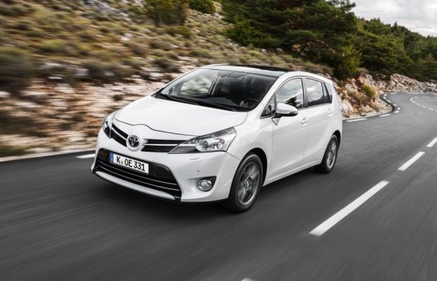 Mehr Ausstattung, alter Preis: Neuer Toyota Verso startet bei 21.150 Euro