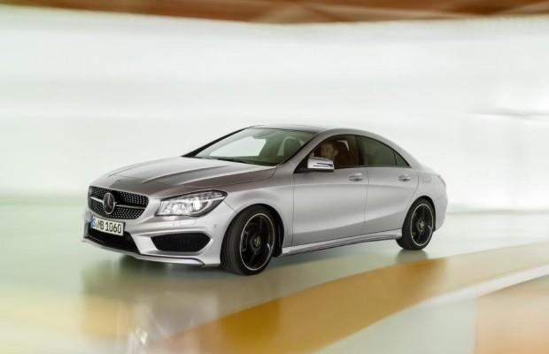 Mercedes-Benz CLA - Vom Winde geweht