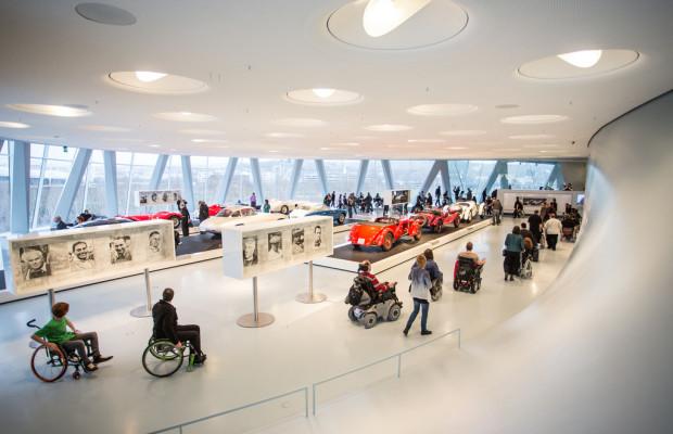Mercedes-Benz Museum erhält