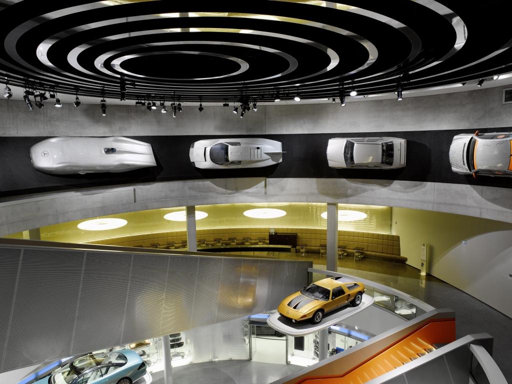 Mercedes-Benz WS 125 halt Rekord seit 75 Jahren