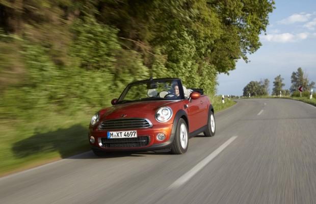Mini Cabrio siegt im neuen Ökotrend-Ranking