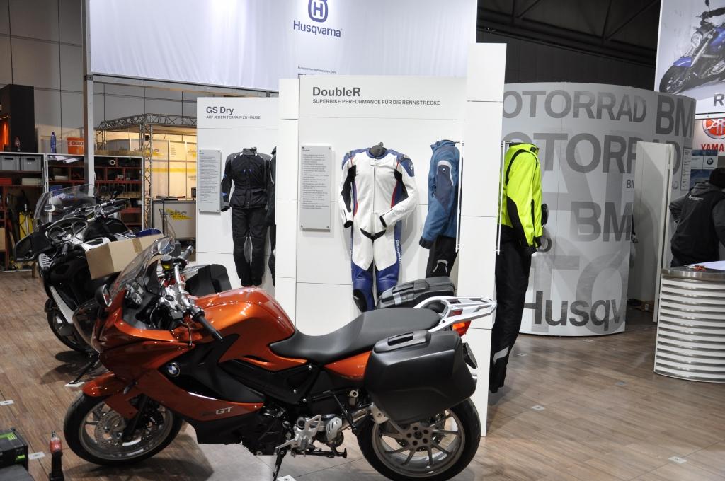Motorrad Messe Leipzig 2013: Aprilia, BMW, Ducati, KTM, Moto Guzzi