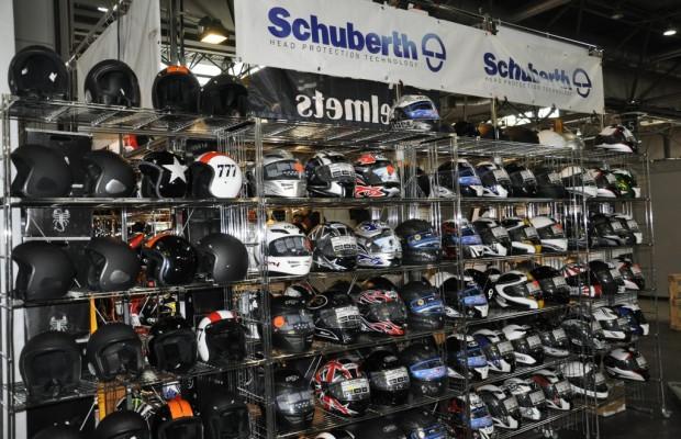 Motorrad Messe Leipzig 2013: Ausstattung und Zubehör