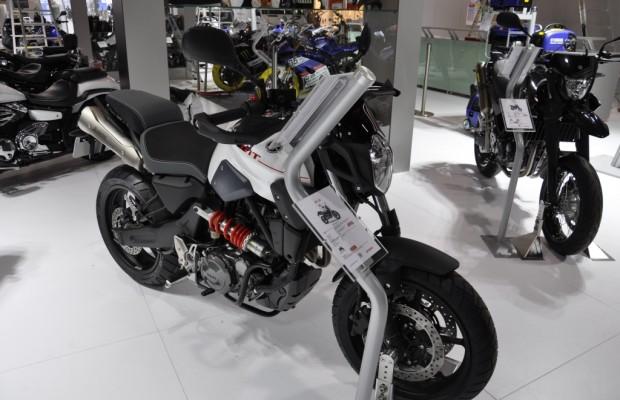 Motorrad Messe Leipzig 2013: Coole Bikes und heiße Shows