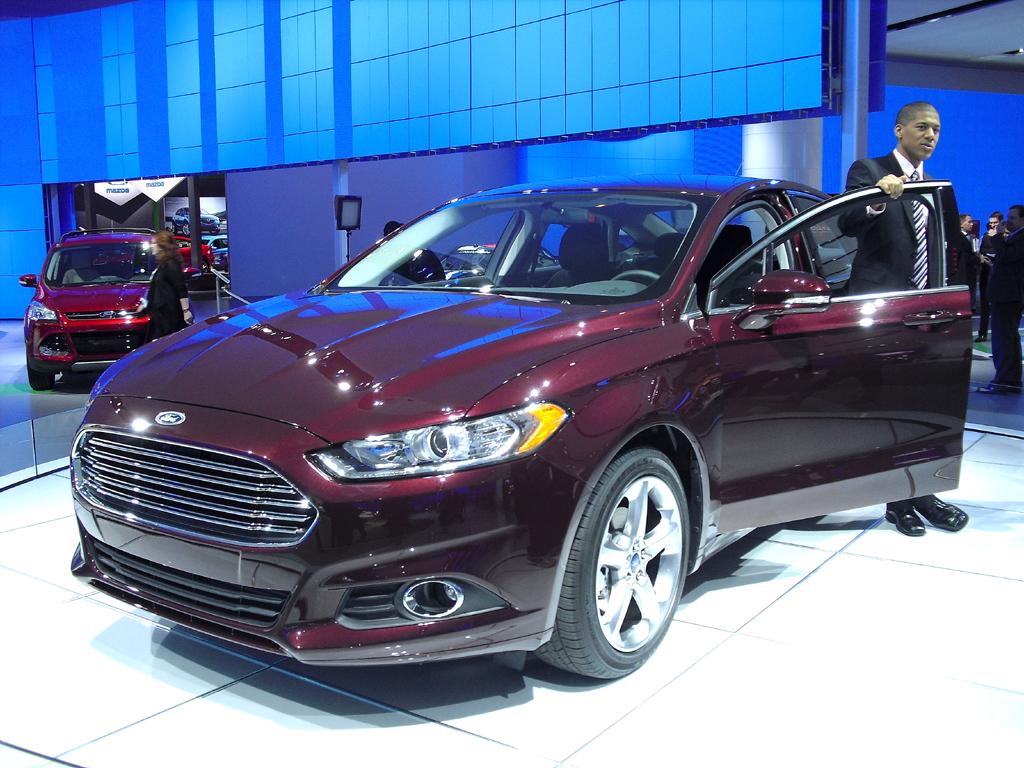 Nach Europa-Einbruch hofft Ford bis 2015 wieder auf Profitabilität