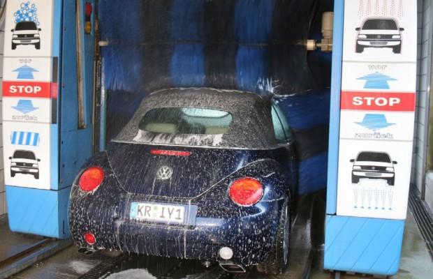 Nach dem Frost ist vor der Auto-Wäsche