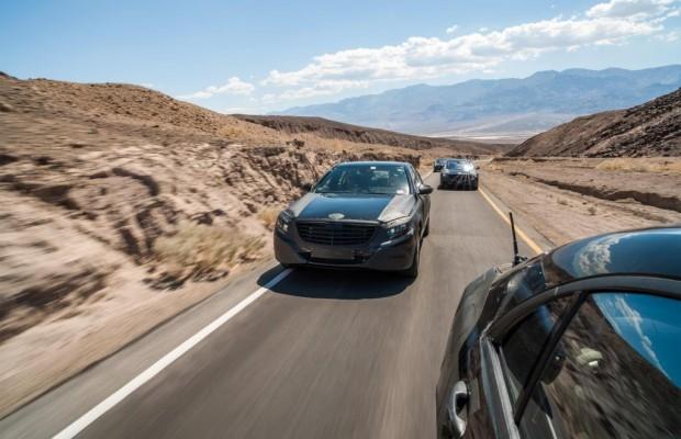 Neue Mercedes S-Klasse: Warnsystem gegen