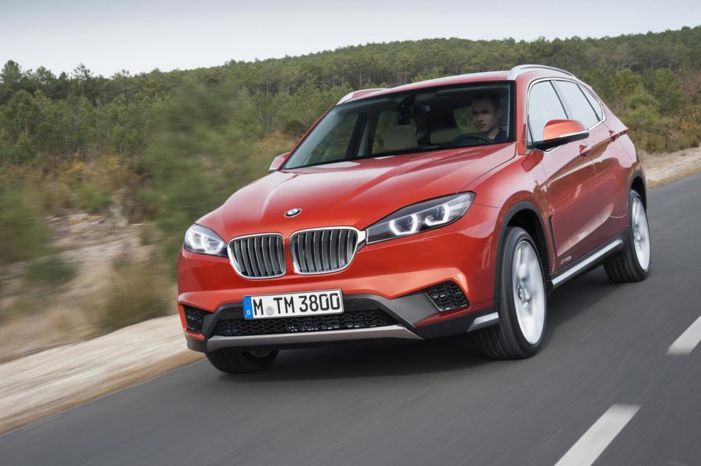 Neue X-Modelle von BMW
