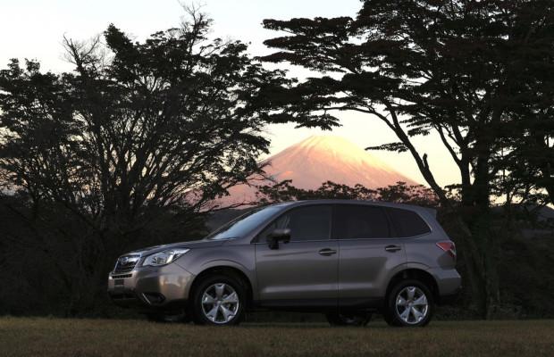 Neuer Subaru Forester startet bei 28 900 Euro