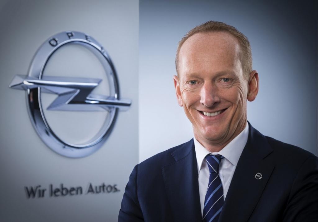 Neumann wird neuer Opel-Chef