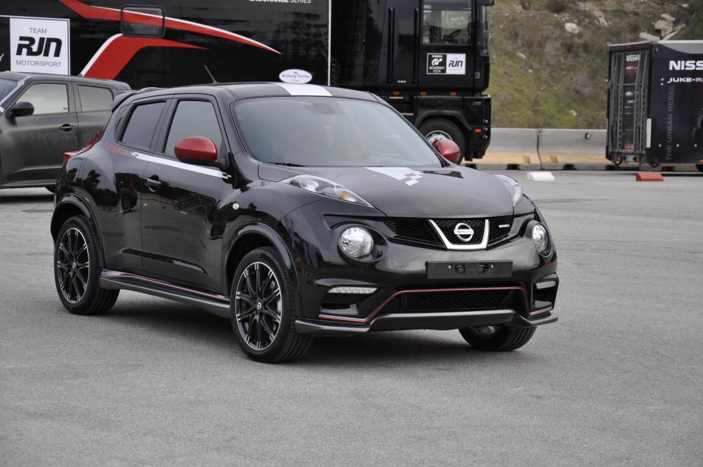Nissan Juke Nismo: Volks-Racer mit 200 PS und Vollausstattung