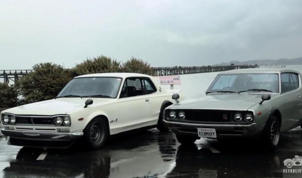 Nissan Skyline - Bild: Youtube